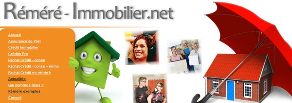 remere immobilier